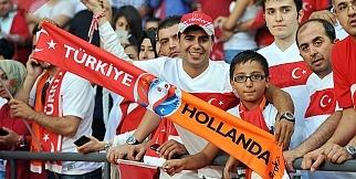 TÜRKİYE'NİN HOLLANDA ZAFERİ