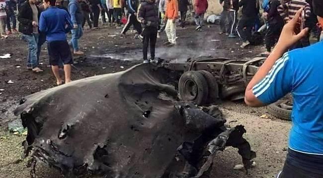 Bağdat'ta üç patlama: 52 ölü