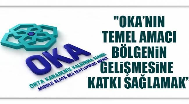 OKA'nın bölgeye katkısı
