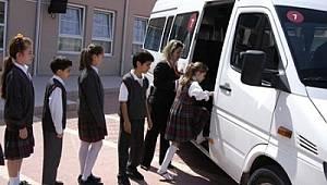 Okul servislerinde yeni dönem