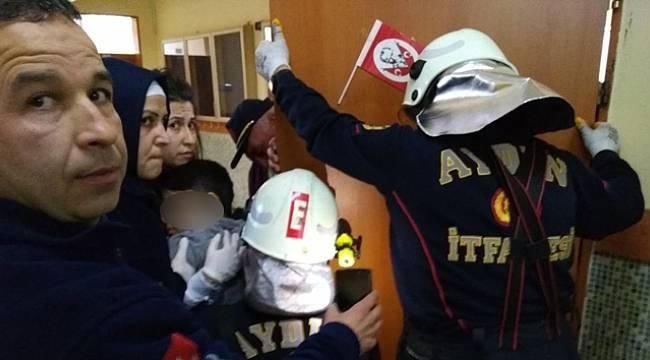 Sınıf kapısının kolu öğrencinin koluna saplandı
