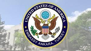 ABD Büyükelçiliğinden 'Adil Öksüz' açıklaması