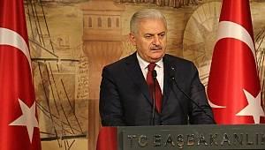 Başbakan Yıldırım'dan 'Adil Öksüz' açıklaması