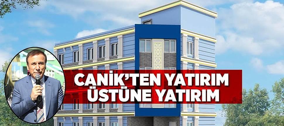 Canik'ten Yatırım Üstüne Yatırım - Samsun Haber