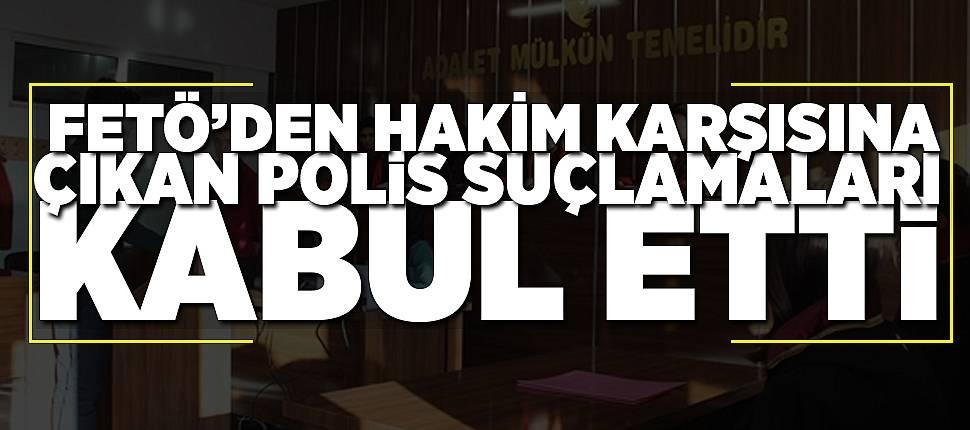 FETÖ'den hakim karşısına çıkan polis suçlamaları kabul etti - Samsun Haber