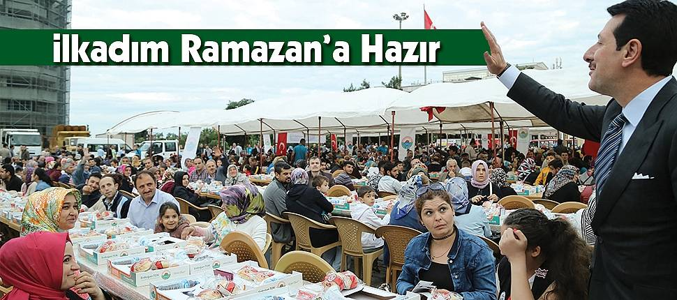 İlkadım'da Ramazan Bambaşka