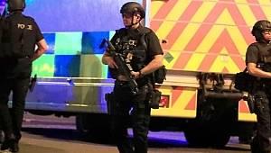 İngiltere'de konserde patlama: 22 ölü, 60 yaralı