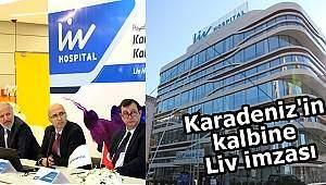 Liv Hospital Samsun hastanesi hizmete girdi