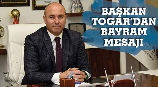 Tekkeköy Belediye Başkanı Hasan Togar, Ramazan Bayramı dolayısıyla bir kutlama mesajı yayınladı.