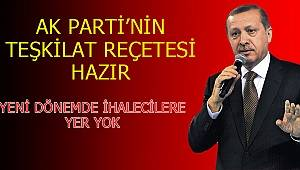 AK Parti'nin reçetesi hazır