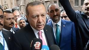 Cumhurbaşkanı Erdoğan TEOG'dan sonra bir önemli açıklama daha yaptı