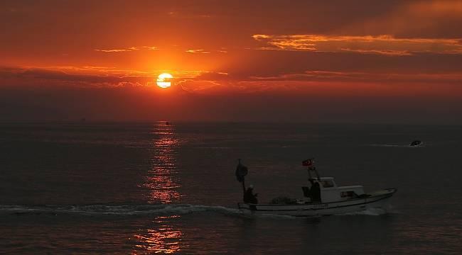 Balıkçıların palamut yolculuğu