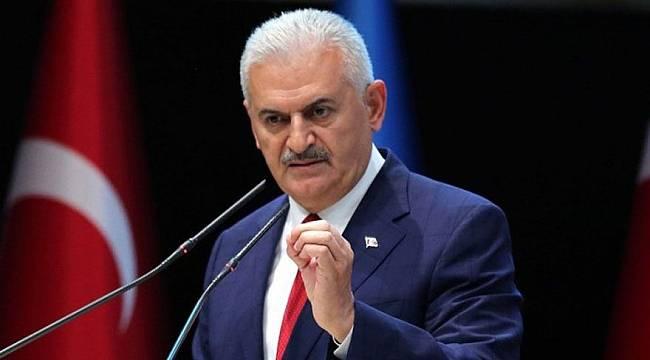 Başbakan Binali Yıldırım, valiler toplantısında ABD ile ilgili vize krizini değerlendirdi.