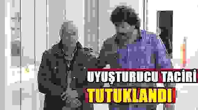 SAMSUN HABER- Samsun'da aracında esrar ele geçirilen şahıs tutuklandı