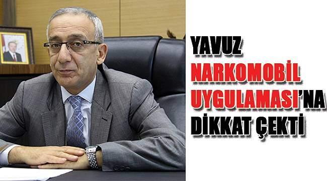 SAMSUN HABER - Yavuz'dan vatandaşa