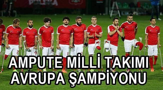 Türkiye: 2 - İngiltere: 1 | Avrupa şampiyonuyuz!