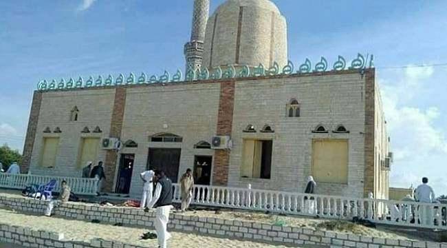 Mısır'da camide katliam: 155 ölü