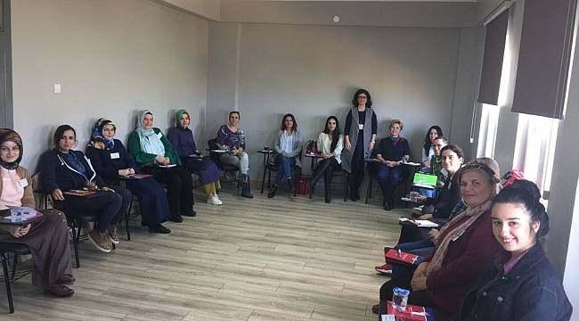 OMÜ-SEM'de Kişilerarası İlişkiler ve Etkili İletişim anlatıldı