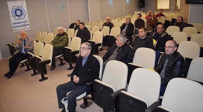 """Samsun'da """"VRF Sistemleri Tasarım ve Uygulama Esasları Semineri"""