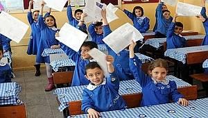 18 milyon öğrenci için karne heyecanı