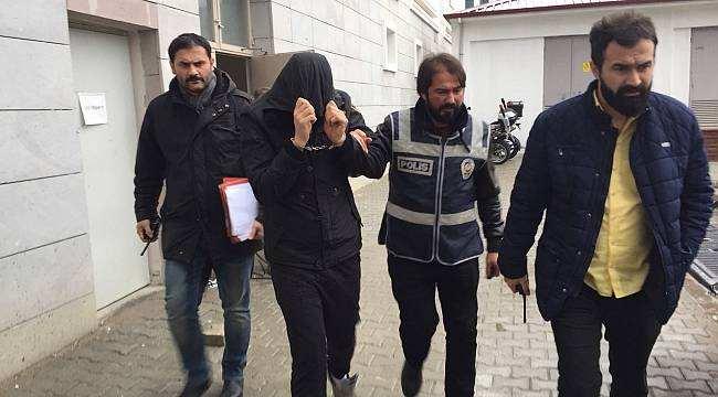 Samsun'da otomobil hırsızlığı iddiası