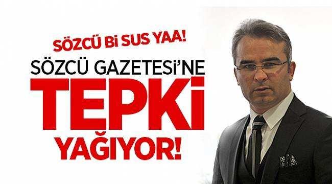 Samsun'dan Sözcü Gazetesi'ne Tepki Yağıyor!