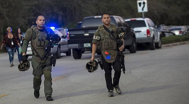 ABD'de okula silahlı saldırı: En az 17 ölü