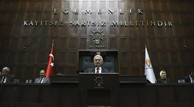 """Başbakan Yıldırım: """"28 Şubat'ın yaralarını sardık ama acılarını unutmadık"""""""