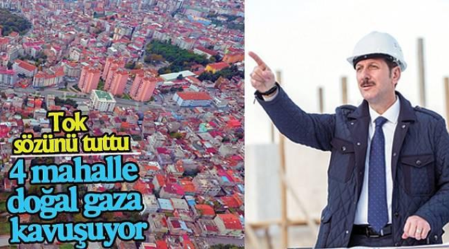 Erdoğan Tok sözünü tuttu