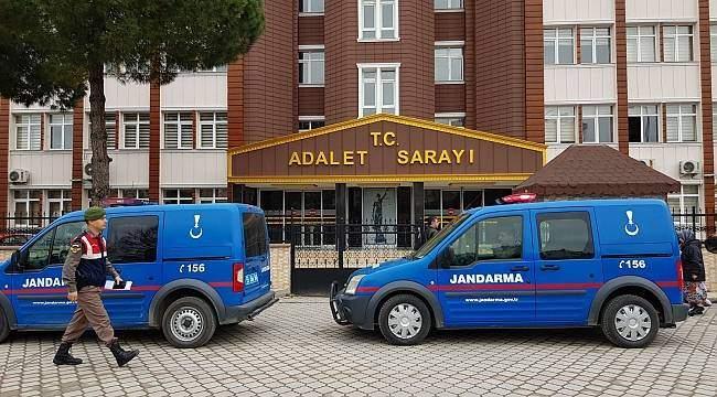 Samsun'daki silah kaçakçılığı operasyonu