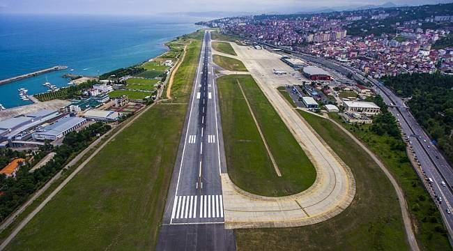 Trabzon'da hava ulaşımı normale döndü