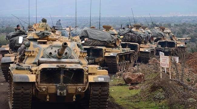 Zeytin Dalı Harekatı'nda 2059 terörist etkisiz hale getirildi