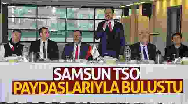 Samsun TSO'dan Paydaş Çalıştayı