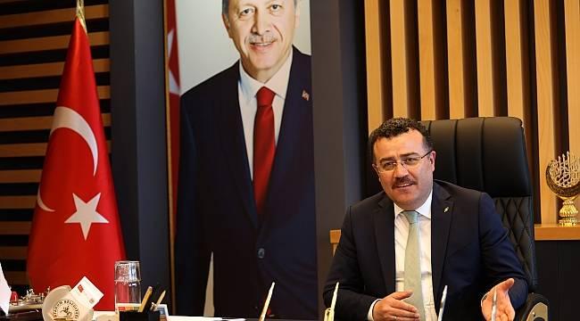 Atakum'u, Türkiye'nin yıldızı yapacağız