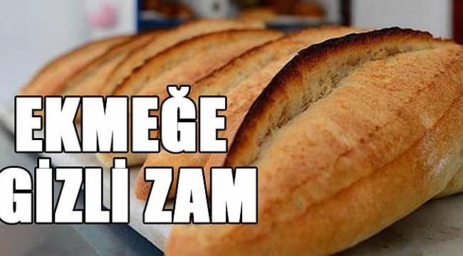 Samsun'da ekmeğe yüzde 20 zam