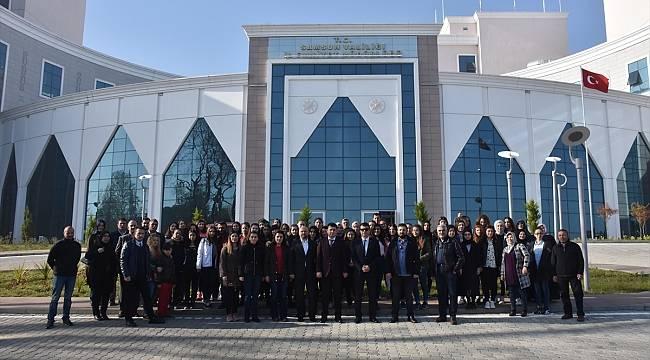 Samsun TEM şubesi 45 öğrenciyi kampa gönderdi