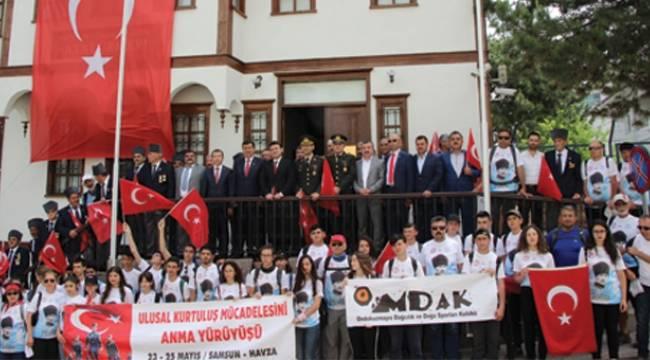 Atatürk'ün Havza'ya gelişinin 99. yıl dönümü