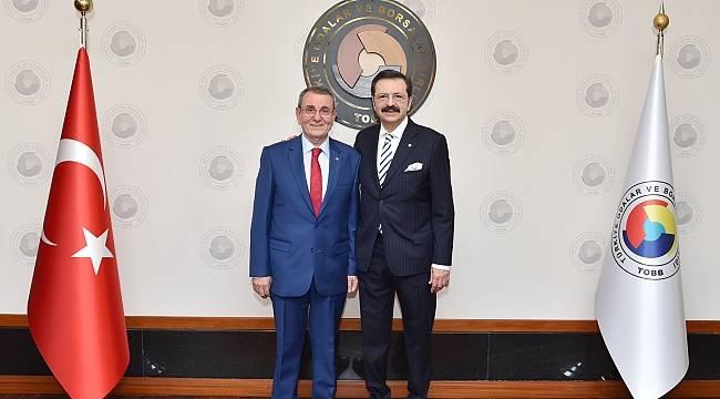 MurzioğluTOBB Başkan Yardımcısı seçildi