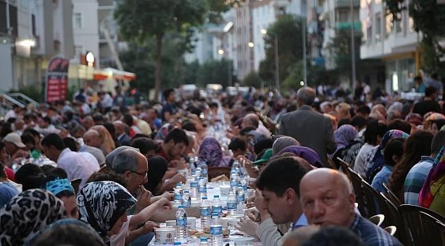 Ramazan ayında Atakum'da birlik ve beraberlik rüzgarı esecek