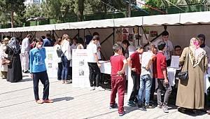Samsun'da 4006 TÜBİTAK Bilim Fuarı açıldı
