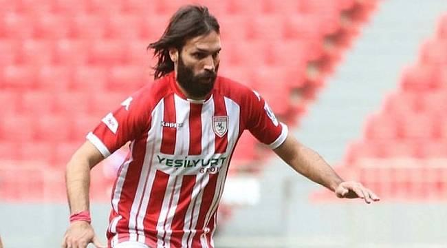 Samsunspor'dan Samaras açıklaması