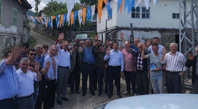 AK Parti, bir millet hareketidir