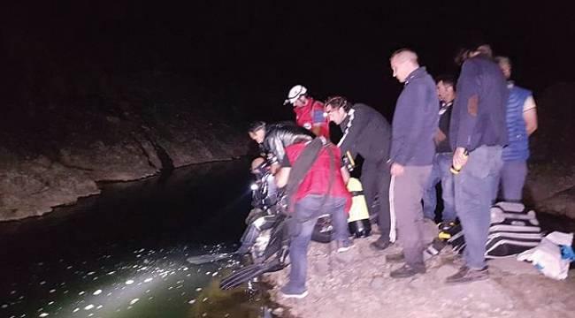 Balık tutmaya gitti cesedine ulaşıldı