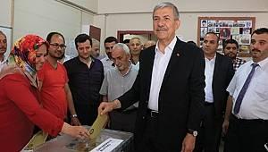 Demircan: Türkiye örnek bir konumda