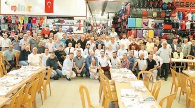 İlkadım'da güçlü Türkiye vurgusu