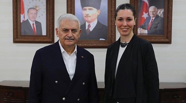 Karaaslan Davet Etti:  Başbakan Yıldırım, Samsun'a Geliyor