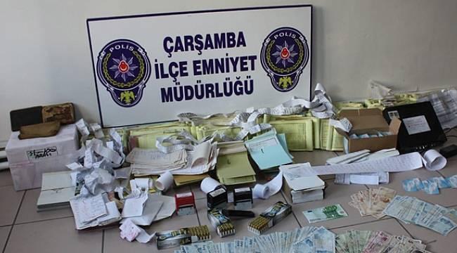 Samsun'da cinci hoca iddiası