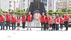Türk Kızılayı'nın kuruluşunun 150. yılı