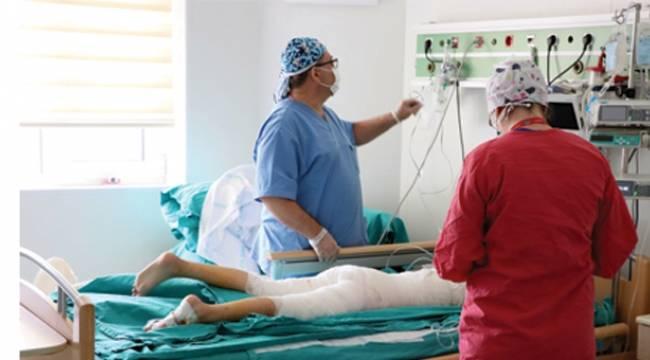 Ceylan: Yanık tedavisinde en ideal ilk yardım sudur