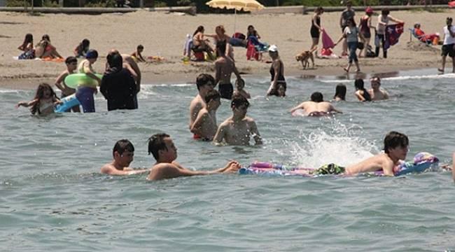 Emniyetten boğulmalara karşı multimedyalı uyarı